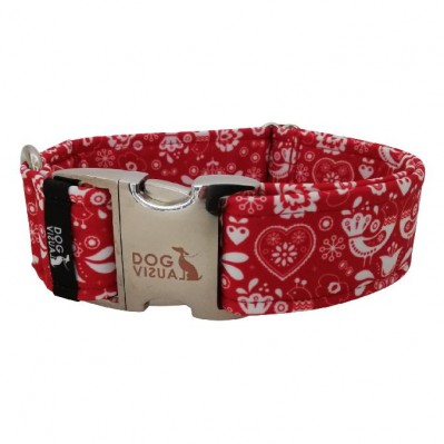 Halsband RED FOLKLOR