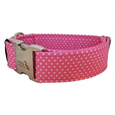 Halsband ROSE DOTS