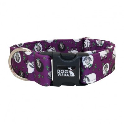 Halsband PURPLE SHEEP