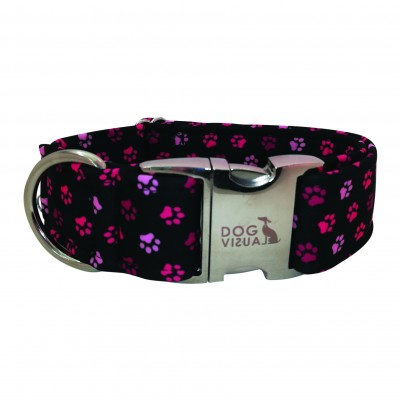 Halsband PINK PAWS
