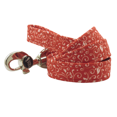 Leine LUXURY PATTERN RED